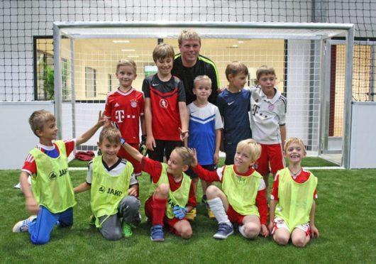 Kickergeburtstag im Sport(t)raum