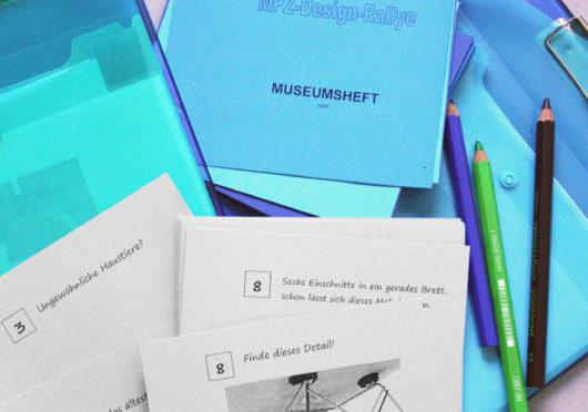 MPZ Design Ralley- Pinakothek der Moderne