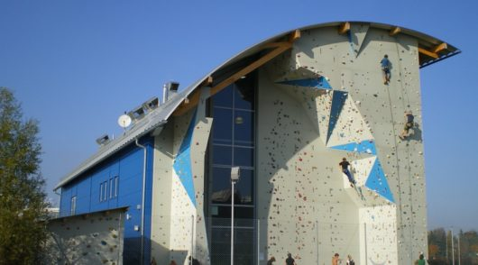 Klettern - der Kindergeburtstag der besonderen Art - High East Kletterhalle