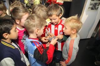 Fußball, Fun und ganz viel FC Bayern