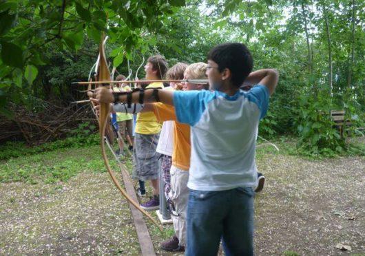 Bogenschießen für Kinder und Jugendliche