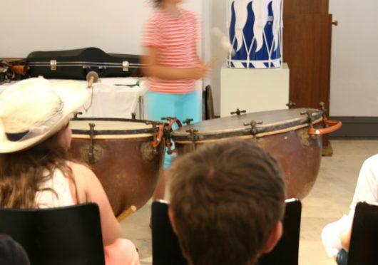 Musikalisch im Museum: sehen, staunen und selber ausprobieren!