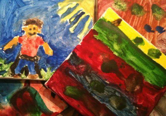 Kreative Geburtstagsfeier für Kinder und Jugendliche