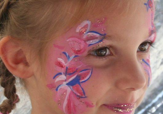 Schminkfee, Kinderschminken, Glitzer Tattoo's, Ballonmodellage