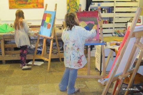 Kunst- oder Werk-Geburtstag - Machwerk Atelierwerkstatt