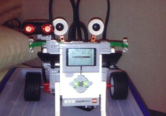 Robotik-Geburtstag