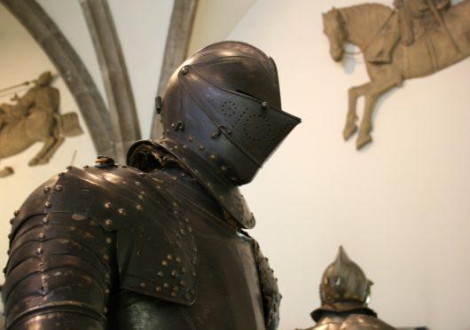 """Ja, so warn´s!"" Ritterzeit im Museum"