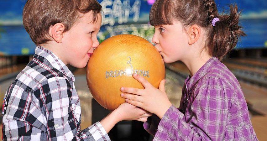 Bowling Geburtstagsparty in Europas größtem Bowlingcenter