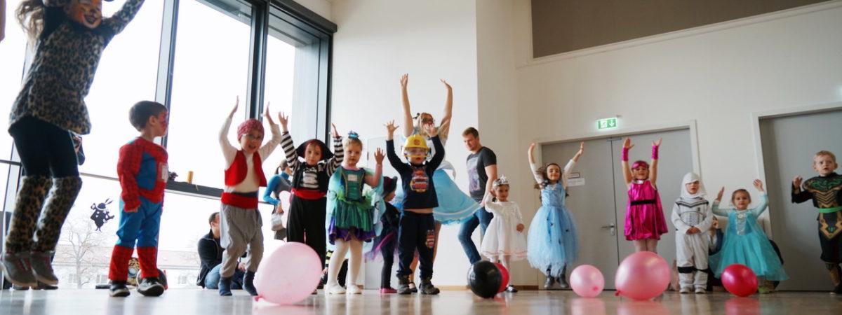 LYMUS - tolle Kindergeburtstage, Mottopartys mit Kinderanimation