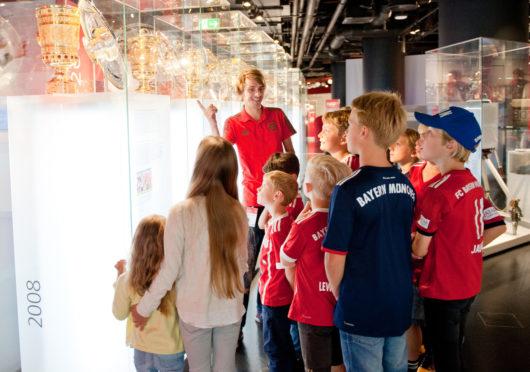 Fußball, Fun und ganz viel FC Bayern – das ist der Geburtstag im FC Bayern Museum