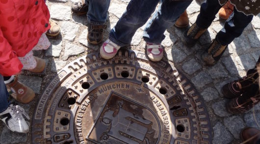 München erforschen - Stadtführungen für Kinder
