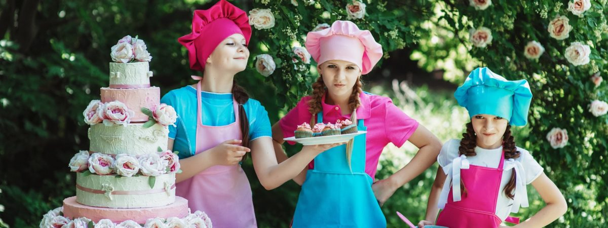 Kochkurse für Kinder - Kinderküche