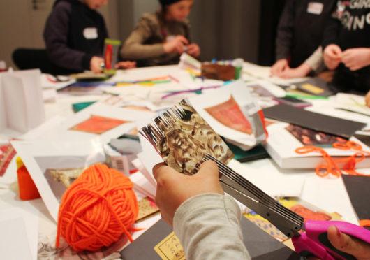 Kreative Kindergeburtstage in der Sammlung Goetz