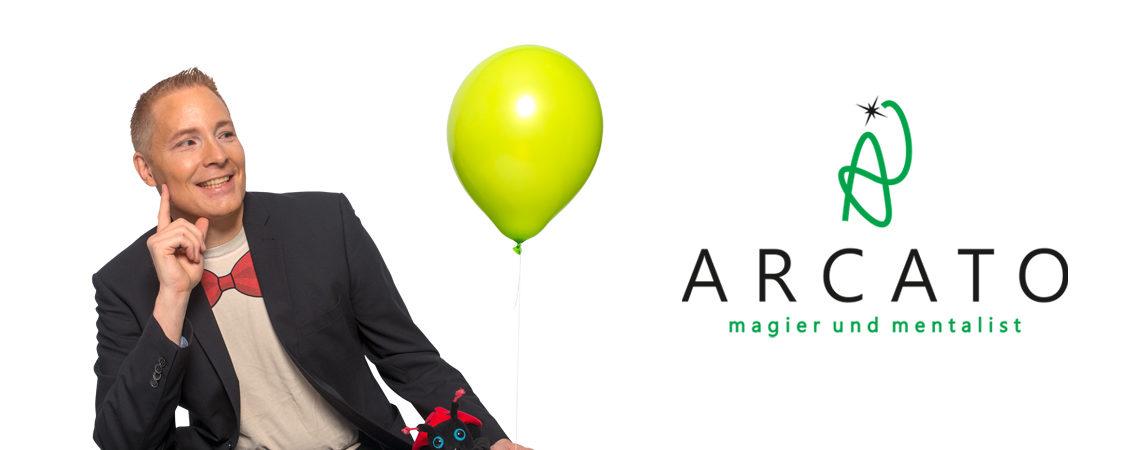 Arcato's Zaubershow für Kinder