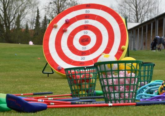 Driven, Chippen und Putten. Ein Geburtstag voller Action, Spaß und Spiel im Open 9